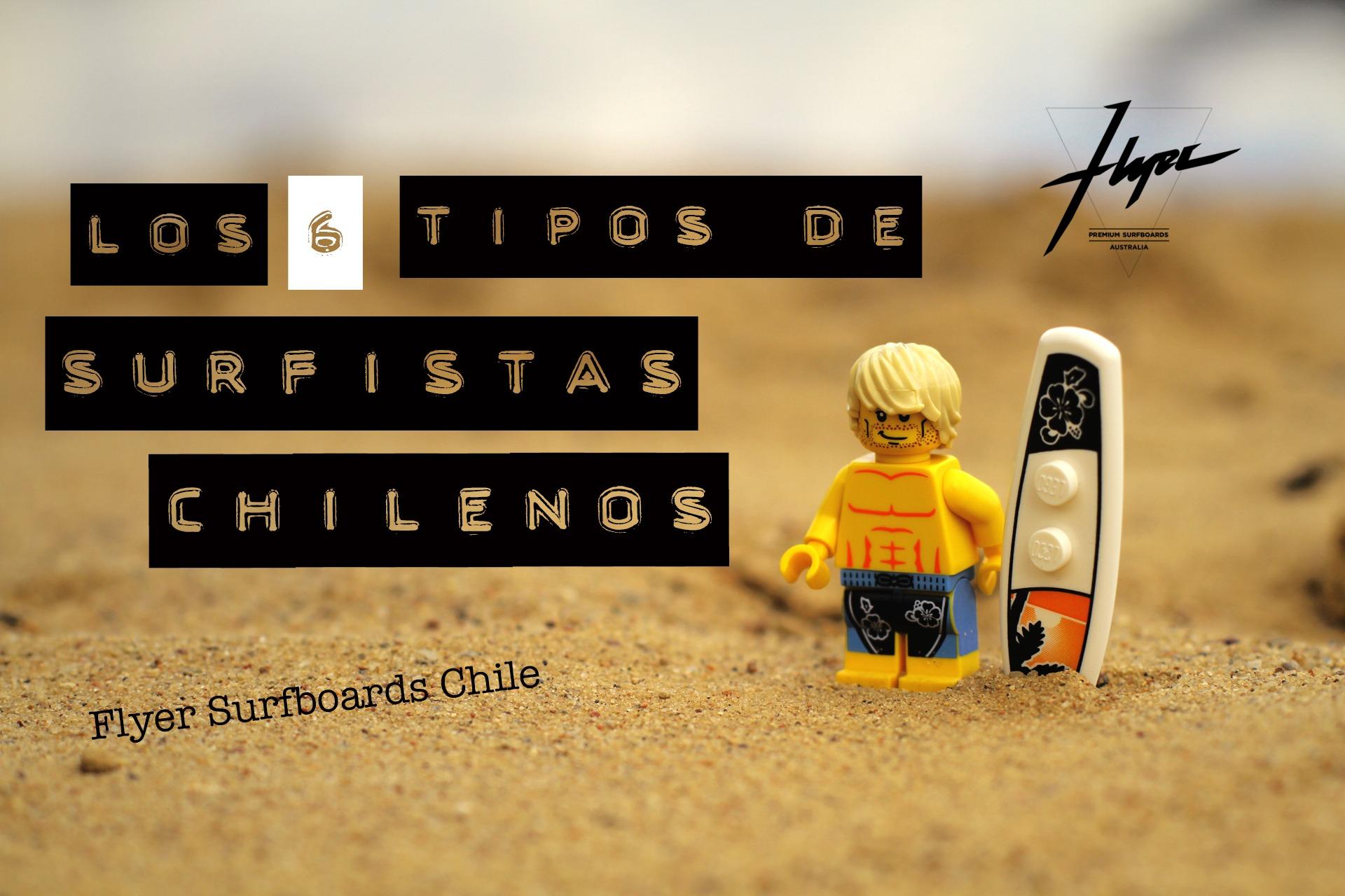 Tablas de surf en chile_Flyer Surfboards