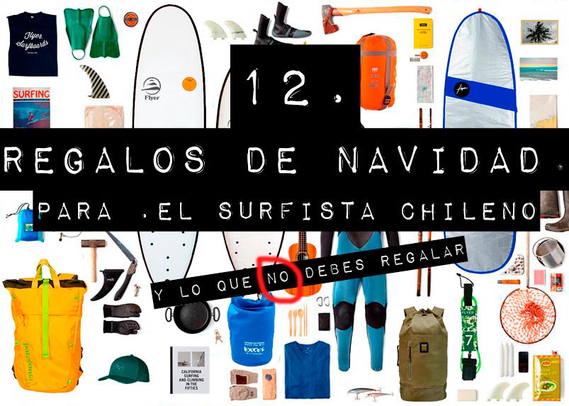 Ideas de regalos de Navidad para surfistas en Chile  4c1f51b5c2b